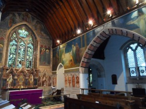 Sanctuary and Lady Chapel